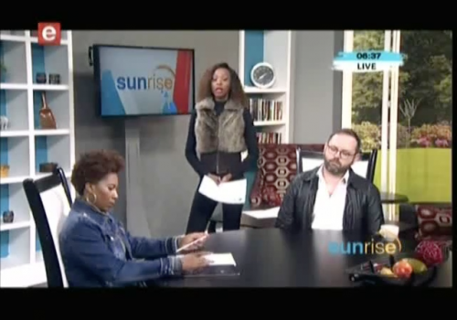 ETV_Coenraad Bezuidenhout about the Manufacturing Indaba